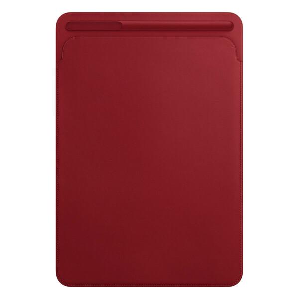 "Кожаный чехол Apple Leather Sleeve (PRODUCT) RED (MR5L2) для iPad Air 3 (2019) |  Pro 10.5"""