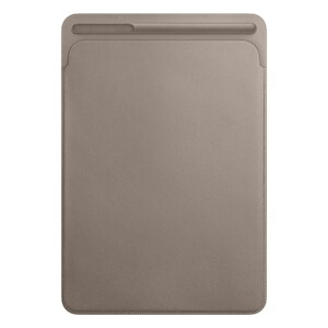 "Купить Кожаный чехол Apple Leather Sleeve Taupe (MPU02) для iPad Pro 10.5"" (2017)"