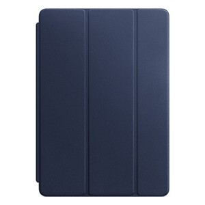 Купить Чехол Apple Leather Smart Cover Midnight Blue (MPUA2) для iPad Pro 10.5""