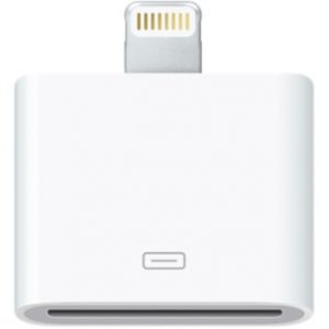 Купить Переходник Apple Lightning to 30-pin Adapter (MD823)