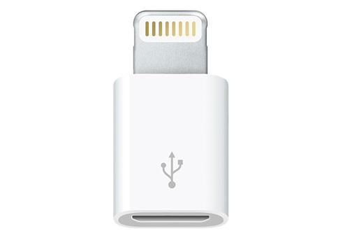 Адаптер (переходник) Apple Lightning to Micro-USB (MD820) для iPhone | iPad | iPod