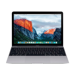 "Купить Apple MacBook 12"" 256Gb Space Gray 2017 (MNYF2)"
