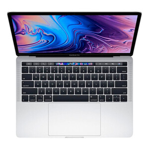 "Купить Apple MacBook Pro 13"" 256Gb Silver 2018 (MR9U2)"