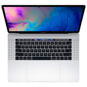 "Купить Apple MacBook Pro 15"" 256Gb Silver 2018 (MR962)"