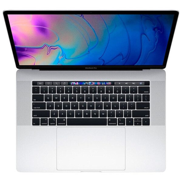 "Apple MacBook Pro 15""Touch Bar (MV922) 256Gb Silver"