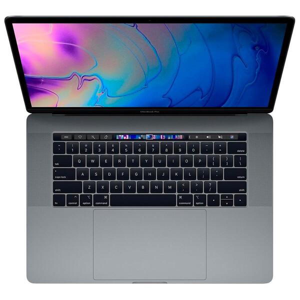 "Apple MacBook Pro 15"" 256Gb Space Gray 2018 (MR932)"