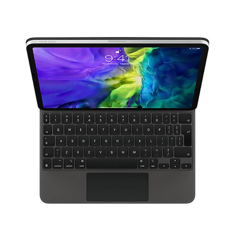 "Купить Чехол-клавиатура для iPad Pro 12.9"" (2018 | 2020) Apple Magic Keyboard (MXQU2RS) Russian"