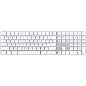 Купить Клавиатура Apple Magic Keyboard with Numeric Keypad Silver (MQ052)