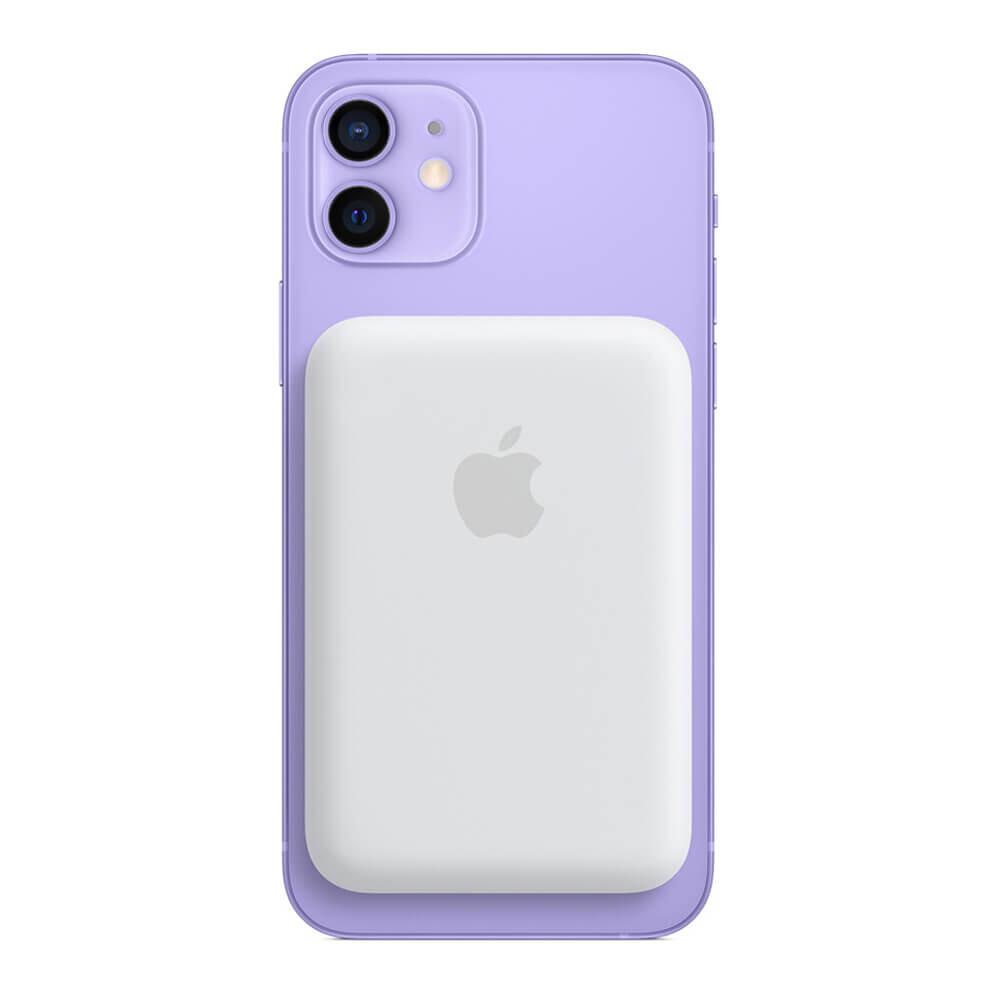 Внешний аккумулятор с реверсивной зарядкой Apple MagSafe Battery Pack (MJWY3) для iPhone 12