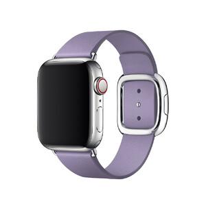 Купить Ремешок Apple Modern Buckle Lilac Small (MV6U2) для Apple Watch 38mm/40mm Series 1/2/3/4