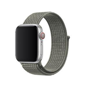 Купить Ремешок Apple Nike Sport Loop Spruce Fog (MV882) для Apple Watch 40mm/38mm Series 1/2/3/4