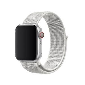 Купить Ремешок Apple Nike Sport Loop Summit White (MV7F2) для Apple Watch 40mm/38mm Series 1/2/3/4