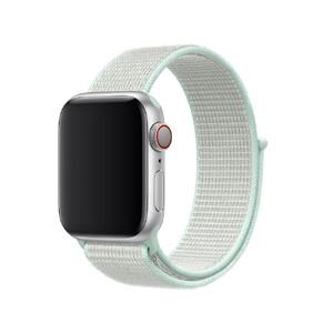 Купить Ремешок Apple Nike Sport Loop Teal Tint (MV872) для Apple Watch 40mm/38mm Series 1/2/3/4
