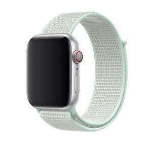 Купить Ремешок Apple Nike Sport Loop Teal Tint (MV8C2) для Apple Watch 44mm/42mm Series 1/2/3/4