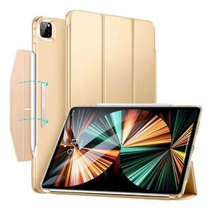 """Купить Чехол-книжка с держателем для Apple Pencil ESR Ascend Khaki для iPad Pro 12.9"""" M1 (2021)"""