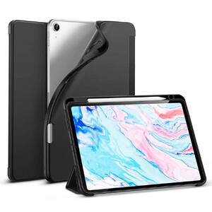 Купить Чехол-книжка с держателем для Apple Pencil ESR Rebound Pencil Black для iPad Air 4 (2020)