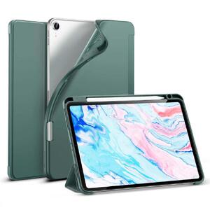 Купить Чехол-книжка с держателем для Apple Pencil ESR Rebound Pencil Cactus Green для iPad Air 4 (2020)