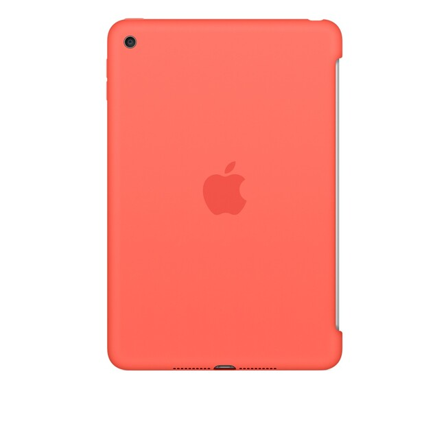 Чехол Apple Silicone Case Apricot (MM3N2) для iPad mini 4