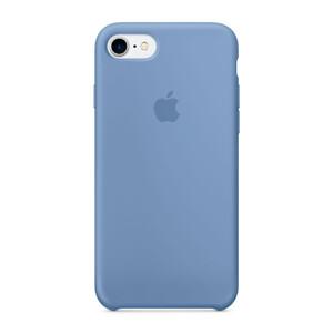 Купить Силиконовый чехол Apple Silicone Case Azure (MQ0J2) для iPhone 7/8