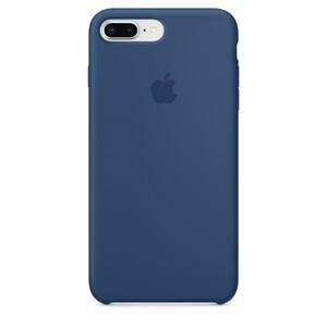 Купить Силиконовый чехол Apple Silicone Case Blue Cobalt (MQH02) для iPhone 8 Plus/7 Plus