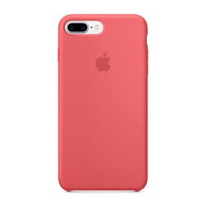 Купить Силиконовый чехол Apple Silicone Case Camellia (MQ0N2) для iPhone 7 Plus/8 Plus