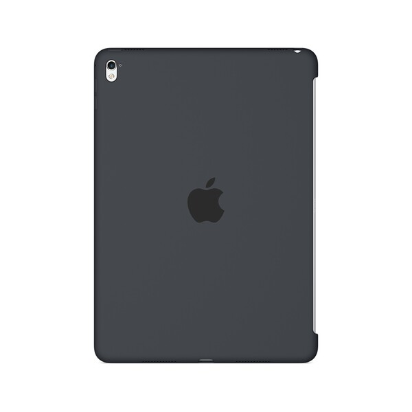 "Силиконовый чехол Apple Silicone Case Charcoal Gray (MM1Y2) для iPad Pro 9.7"" (2016)"