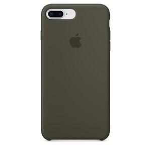 Купить Силиконовый чехол Apple Silicone Case Dark Olive (MR3Q2) для iPhone 8 Plus/7 Plus