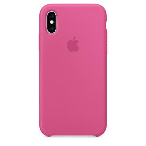 Купить Силиконовый чехол Apple Silicone Case Dragon Fruit (MW9A2) для iPhone XS/X