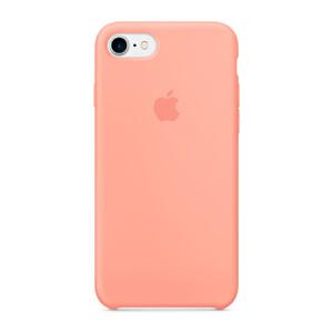 Купить Силиконовый чехол Apple Silicone Case Flamingo (MQ592) для iPhone 7/8