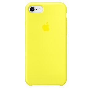 Купить Силиконовый чехол Apple Silicone Case Flash (MR672) для iPhone 8/7
