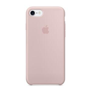 Купить Силиконовый чехол Apple Silicone Case Pink Sand (MMX12) для iPhone 7