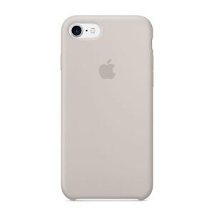 Купить Силиконовый чехол Apple Silicone Case Stone (MMWR2) для iPhone 7/8