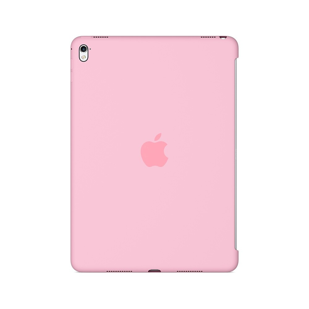 Чехол Apple Silicone Case Light Pink (MM242) для iPad Pro 9.7""