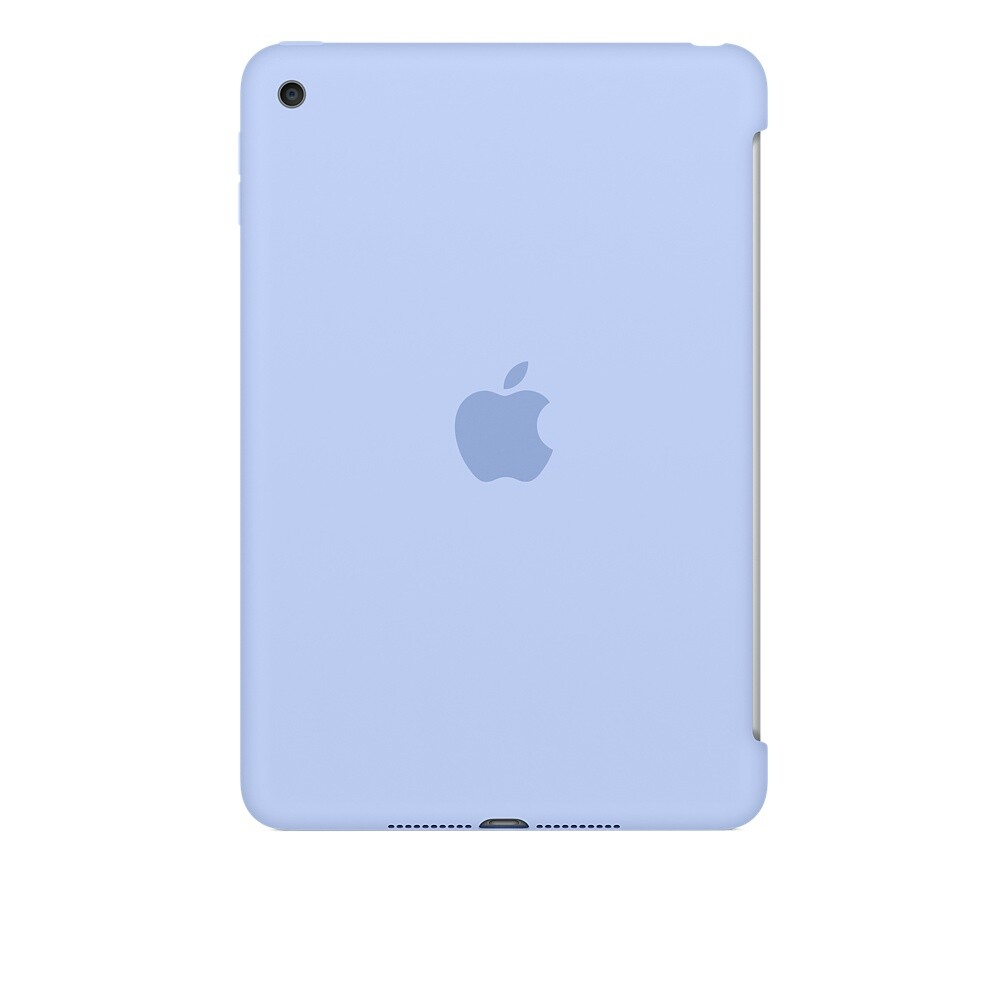 Чехол Apple Silicone Case Lilac (MMM42) для iPad mini 4