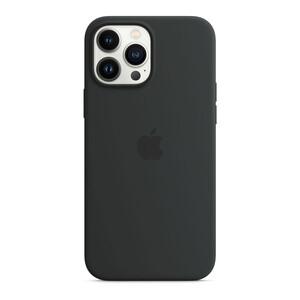 Силиконовый чехол Apple Silicone Case MagSafe Midnight (MM2U3) для iPhone 13 Pro Max
