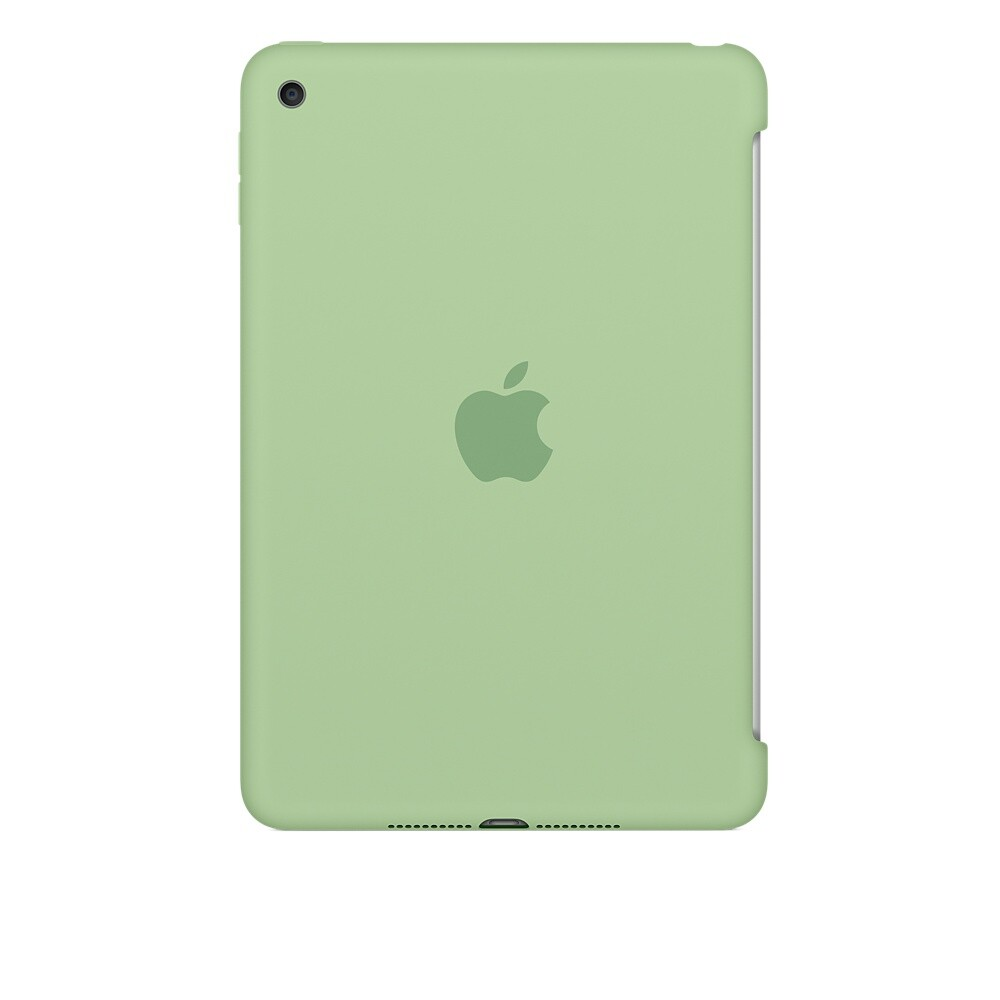 Чехол Apple Silicone Case Mint (MMJY2) для iPad mini 4