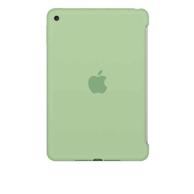 Чехол Apple Silicone Case Mint (MMJY2) для iPad mini 4