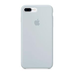 Купить Силиконовый чехол Apple Silicone Case Mist Blue (MQ5C2) для iPhone 7 Plus/8 Plus