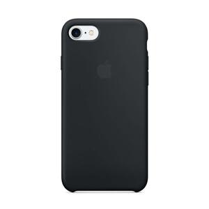 Купить Силиконовый чехол oneLounge Silicone Case Black для iPhone 7/8/SE 2020 OEM
