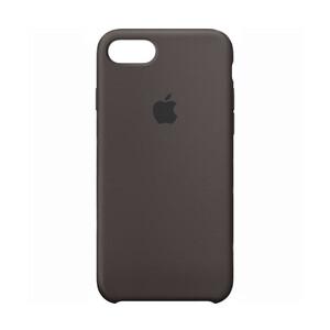 Купить Силиконовый чехол Silicone Case OEM Cocoa для iPhone 7