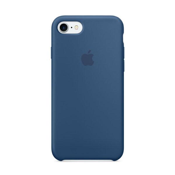 Силиконовый чехол oneLounge Silicone Case Ocean Blue для iPhone 7 | 8 | SE 2020 OEM (MQGN2)