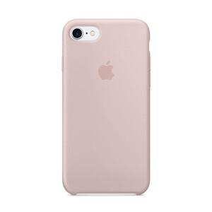 Силиконовый чехол iLoungeMax Silicone Case Pink Sand для iPhone 7 | 8 | SE 2020 OEM (MQGQ2)