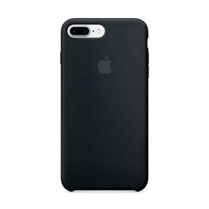 Купить Силиконовый чехол iLoungeMax Silicone Case Black для iPhone 7 Plus| 8 Plus OEM (MMQR2)