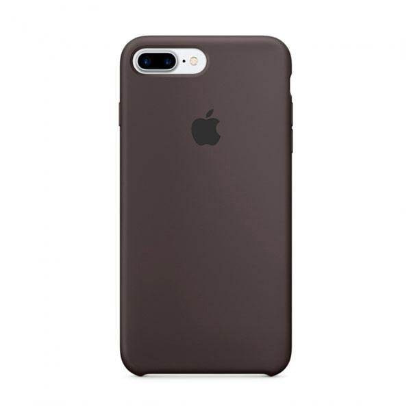 Купить Силиконовый чехол oneLounge Silicone Case Cocoa для iPhone 7 Plus   8 Plus OEM (MMT12)