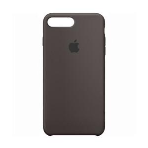 Купить Силиконовый чехол Silicone Case OEM Cocoa для iPhone 7 Plus