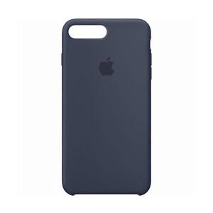 Купить Силиконовый чехол Apple Silicone Case OEM Midnight Blue для iPhone 7 Plus
