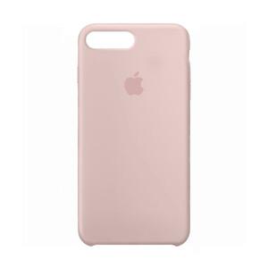 Купить Силиконовый чехол Silicone Case OEM Pink Sand для iPhone 7 Plus