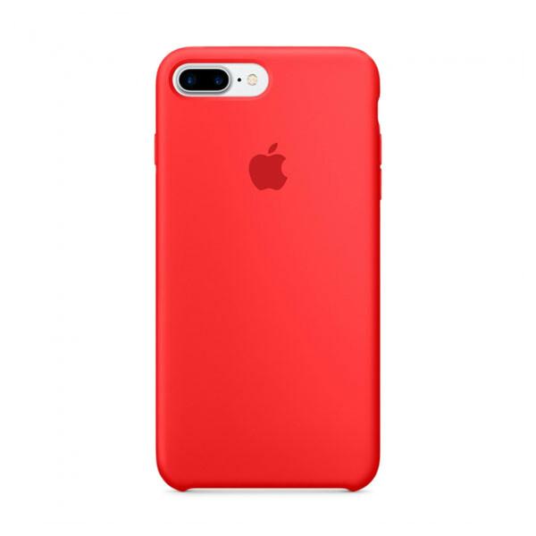 Силиконовый чехол oneLounge Silicone Case (PRODUCT) RED для iPhone 7 Plus | 8 Plus OEM (MMQV2)
