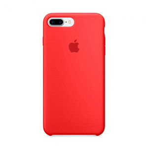 Купить Силиконовый чехол oneLounge Silicone Case (PRODUCT) RED для iPhone 7 Plus | 8 Plus OEM (MMQV2)