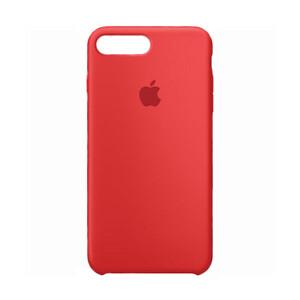 Купить Силиконовый чехол Apple Silicone Case OEM (PRODUCT) RED для iPhone 7 Plus
